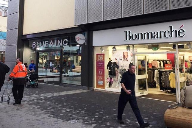 Thumbnail Retail premises to let in Units 14 & 16, The Malls, Basingstoke, Hampshire