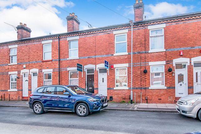 Thumbnail Terraced house for sale in Garfield Street, Stoke-On-Trent