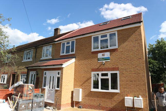Thumbnail Maisonette to rent in Tilotson Road, Harrow Weald