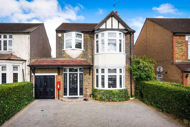 Thumbnail Detached house for sale in Balmoral Road, Gidea Park, Romford