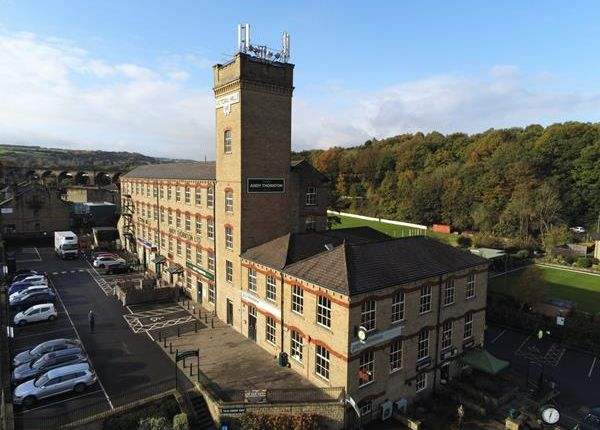Thumbnail Retail premises to let in Victoria Mills, Stainland Road, Greetland, Halifax