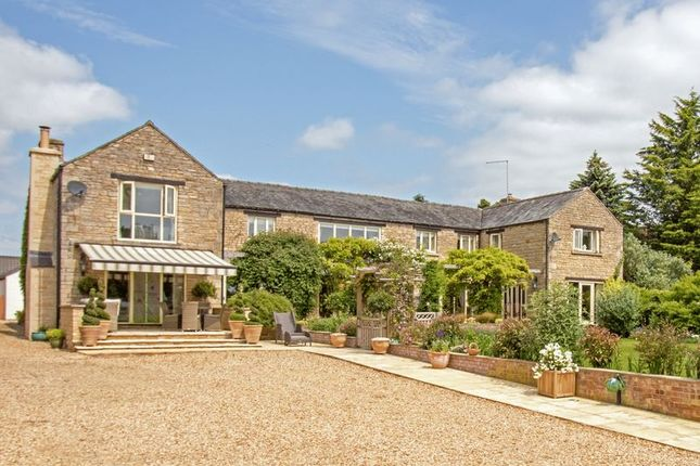 Thumbnail Barn conversion for sale in Careby, Stamford