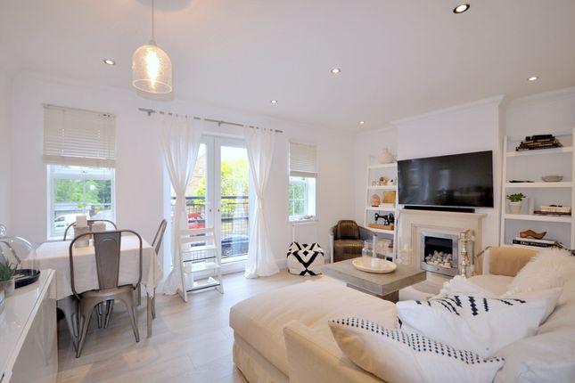 Thumbnail Flat to rent in Whittets Ait, Jessamy Road, Weybridge