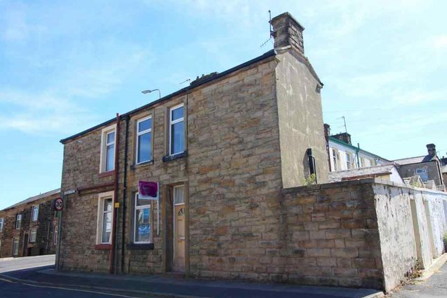 Thumbnail End terrace house for sale in Hambledon Street, Padiham, Burnley