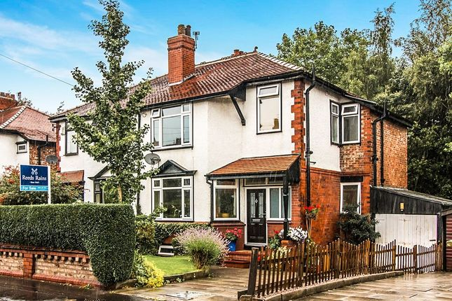 Thumbnail Semi-detached house for sale in Chretien Road, Manchester