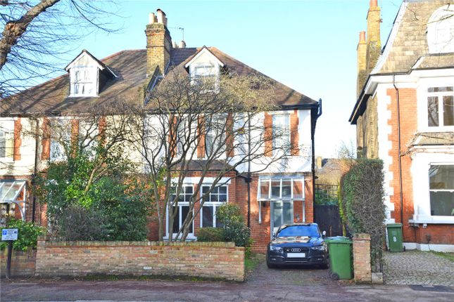 Thumbnail Semi-detached house for sale in Micheldever Road, Lee, London