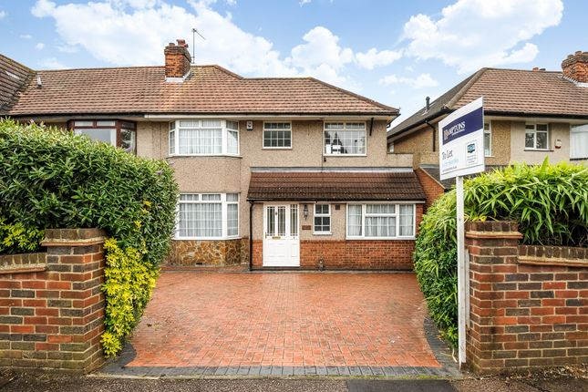 Thumbnail Semi-detached house to rent in Watford Road, Chiswell Green, St.Albans