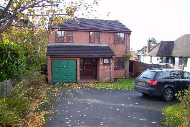 4 bed detached house to rent in Burton Road, Midway, Derbyshire DE11