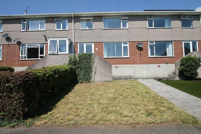 Thumbnail Terraced house for sale in Ashford Close, Plymouth