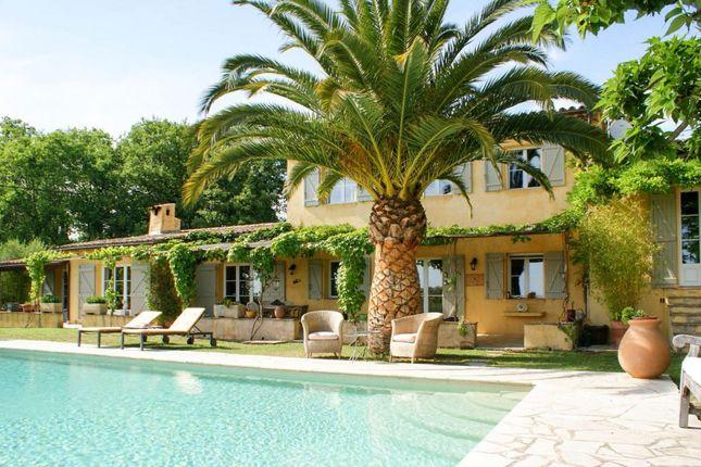 Thumbnail Villa for sale in Fayence, Provence-Alpes-Côte D'azur, France