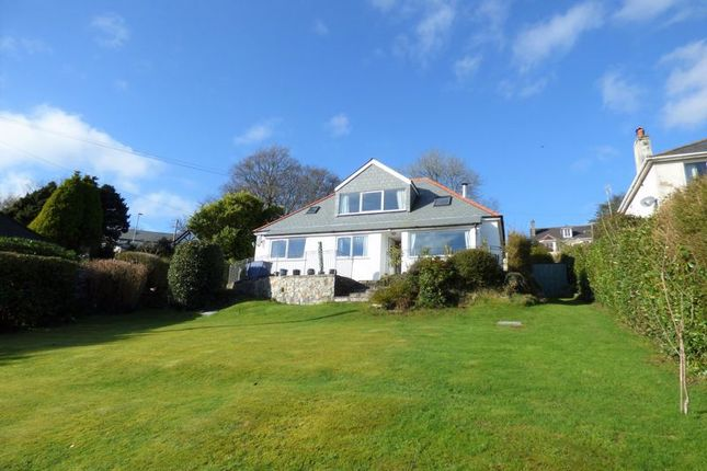Thumbnail Detached house for sale in Plymouth Road, Horrabridge, Yelverton