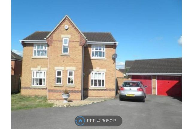 Thumbnail Detached house to rent in Meadowsweet Drive, Bedford