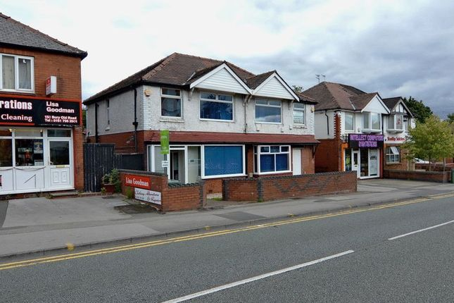 Office to let in Bury Old Road, Whitefield, Manchester