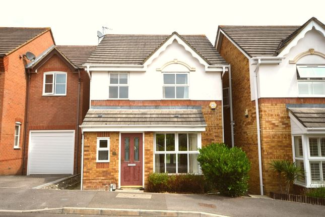 Thumbnail Detached house to rent in Cole Close, Andover