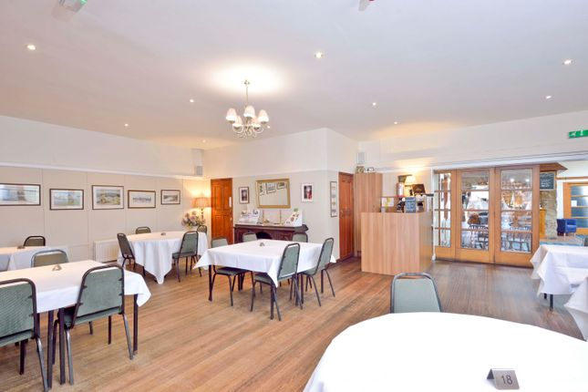 Thumbnail Hotel/guest house for sale in Main Street, Denholm, Hawick, Scottish Borders