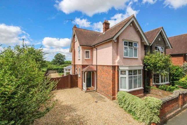 Thumbnail Town house for sale in Crockfords Road, Newmarket
