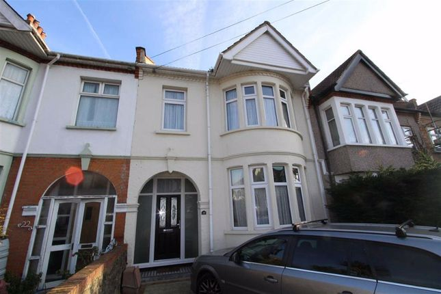 Thumbnail Terraced house to rent in Park Lane, Southend On Sea, Essex