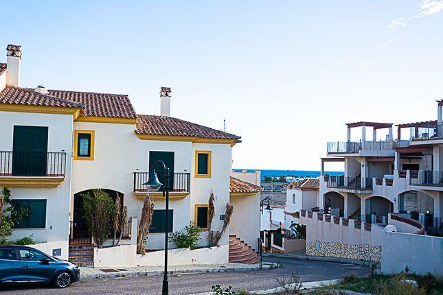 Calle Chimenea, Palomares, Almería, Andalusia, Spain