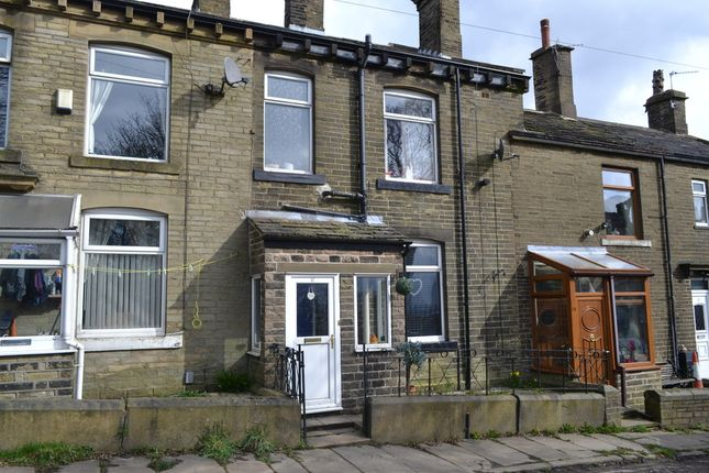 Thumbnail Terraced house to rent in Broomfield Street, Queensbury, Bradford