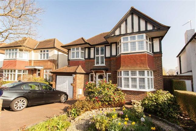 Thumbnail Detached house to rent in Corringway, London