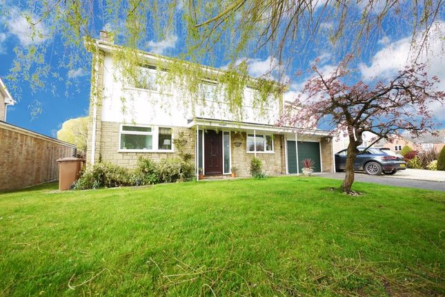 Thumbnail Detached house for sale in Monks Close, Dorchester-On-Thames, Wallingford
