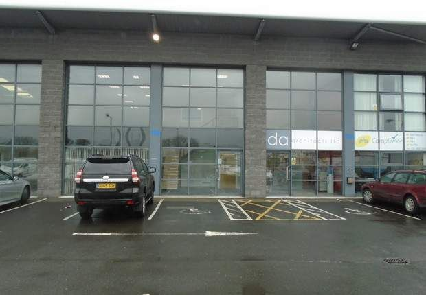 Thumbnail Office to let in Unit 11B, Port Of Larne Business Park, Larne, County Antrim