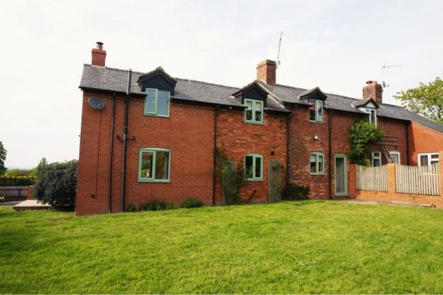 Thumbnail Semi-detached house to rent in The Perthy, Ellesmere