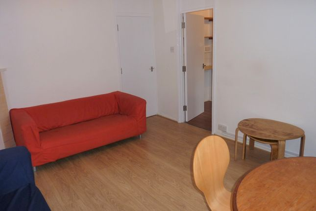 Thumbnail Flat to rent in Upper Park Road, London