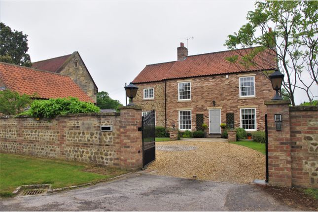 Thumbnail Detached house for sale in Roecliffe, York