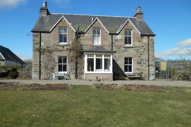 Thumbnail Detached house to rent in Newmill House, Clunie, Blairgowrie