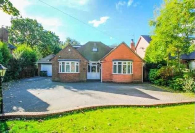 Thumbnail Bungalow for sale in Sneyd Lane, Essington, Wolverhampton, Staffordshire