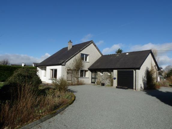 4 bed detached house for sale in Penisarwaun, Caernarfon, Gwynedd LL55
