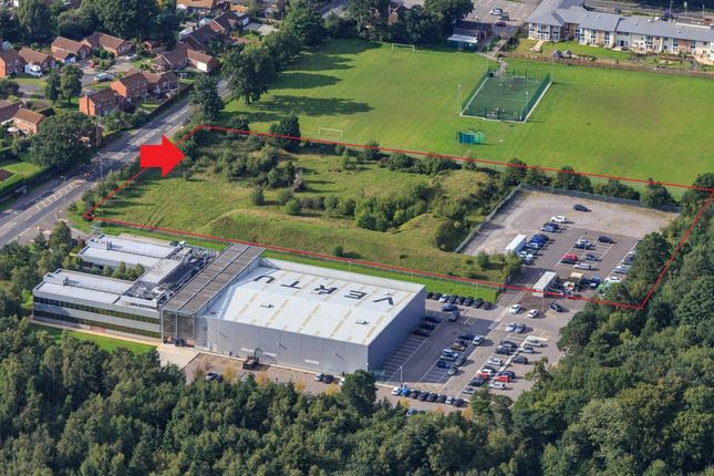 Thumbnail Industrial for sale in Beacon Point, Church Crookham, Fleet
