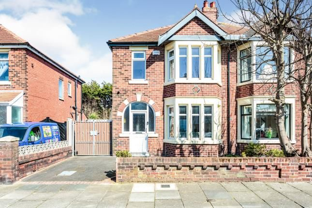 3 bed semi-detached house for sale in Ferndale Avenue, Blackpool, Lancashire, England FY4