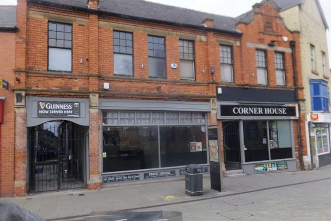 Thumbnail Pub/bar to let in The Connexion, Chaucer Street, Mansfield