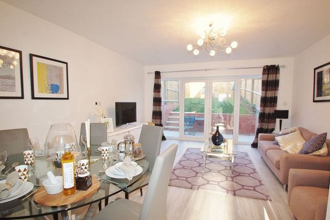 Thumbnail Semi-detached house for sale in Queens Road, High Wycombe