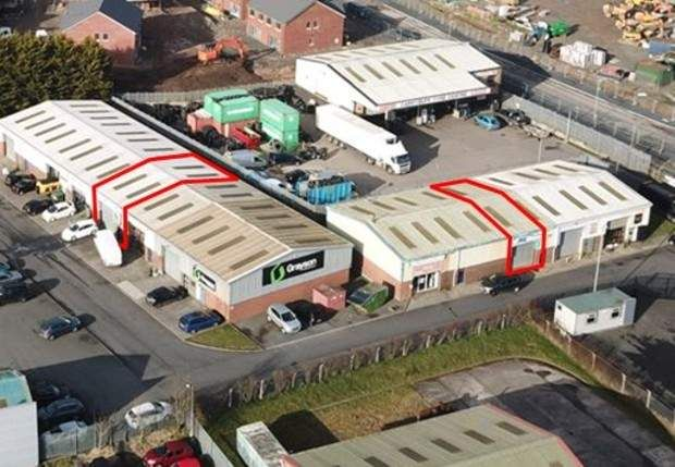 Thumbnail Warehouse for sale in Comber Road, Carryduff, Belfast