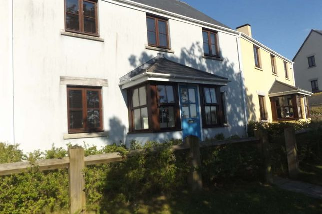 Thumbnail Semi-detached house to rent in Chandlers Yard, Burry Port, Llanelli, Carmarthenshire