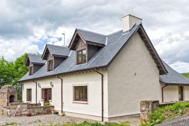 Thumbnail Detached house for sale in Dochcarty Road, Dingwall
