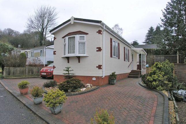 Thumbnail Mobile/park home for sale in White Harte Caravan Park, Kinver, Stourbridge