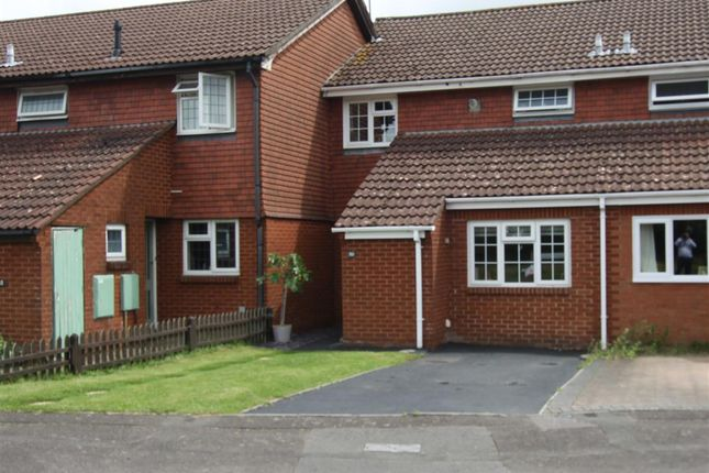 Thumbnail Terraced house for sale in Colehill Crescent, Bournemouth