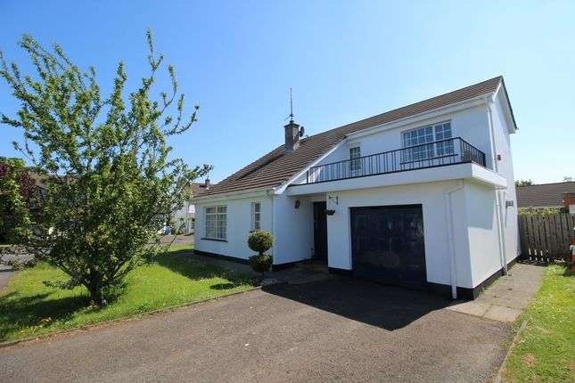 Thumbnail Detached house to rent in Castle Avenue, Moira, Craigavon