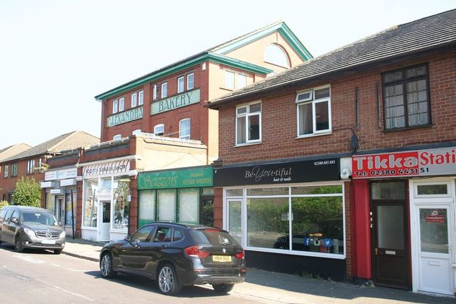 Thumbnail Flat to rent in Station Road, Sholing, Southampton