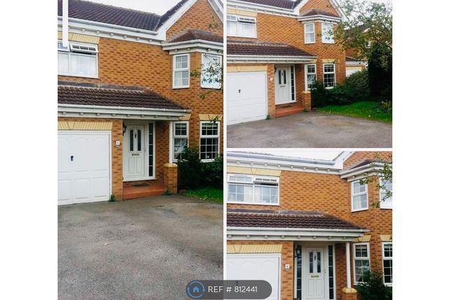 4 bed detached house to rent in Blenheim Drive Finningley, Doncaster DN9