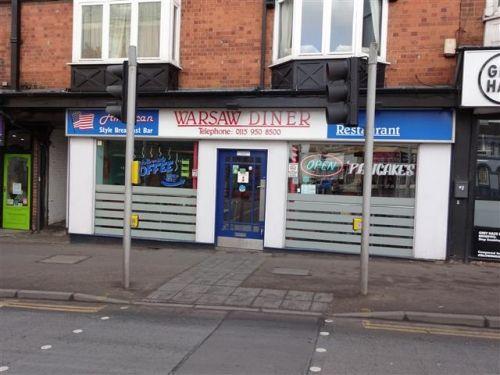 Thumbnail Restaurant/cafe for sale in Nottingham, Nottinghamshire