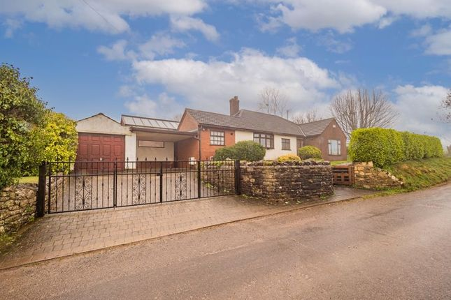 Detached bungalow for sale in Downs Road, Dundry, Bristol