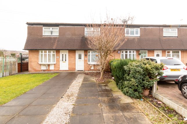 2 bed terraced house to rent in Meadow Lane, Dukinfield SK16