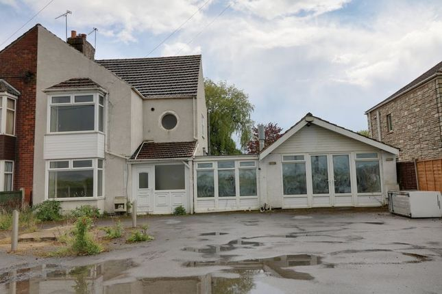 Thumbnail Semi-detached house for sale in Doncaster Road, Gunness, Scunthorpe