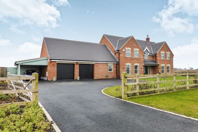 Thumbnail Detached house for sale in Grange Farm, Main Road, Filby, Great Yarmouth