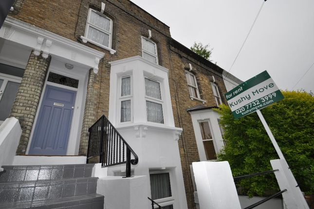 Thumbnail Terraced house to rent in Choumert Road, London